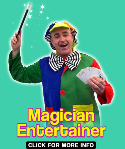 Children's Party Magician